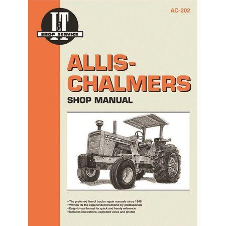 AC-202 Revue technique Haynes Clymer ALLIS CHALMERS Anglais
