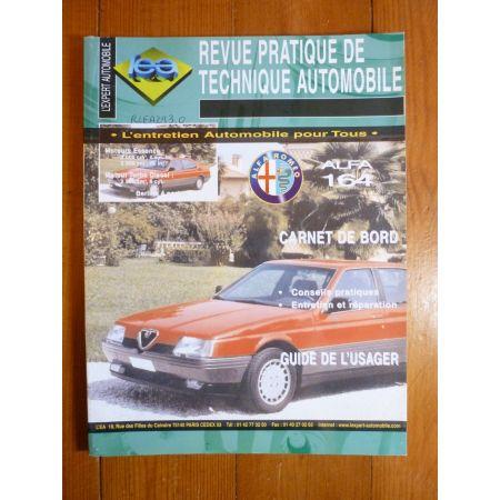 164 Revue Technique Alfa Romeo