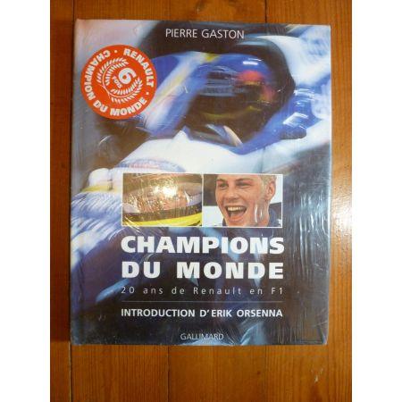 Champions F1 Livre