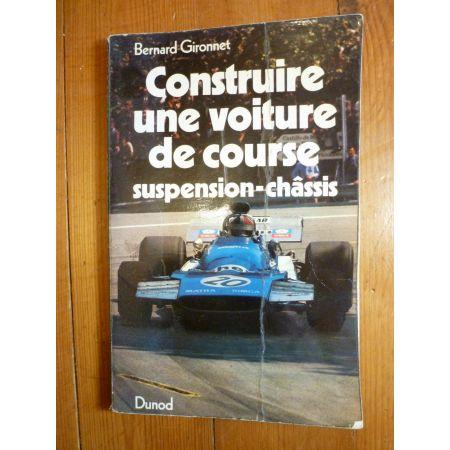 Construire voiture Course Livre
