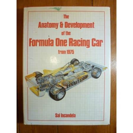 F1 develpment 1975 Livre Anglais