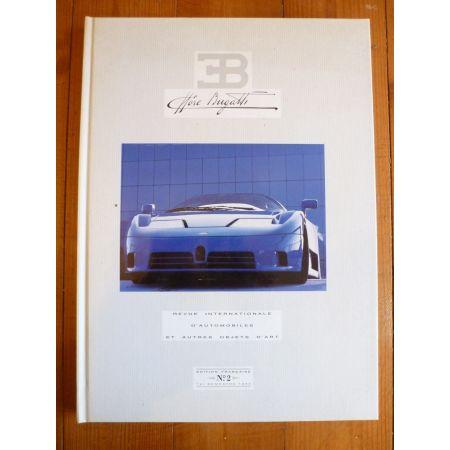Ettore Bugatti Livre