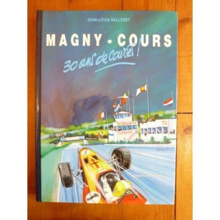Magny-Cours Livre