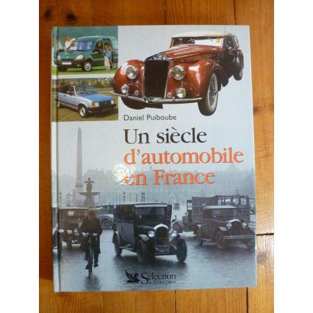 Siecle Auto France Livre