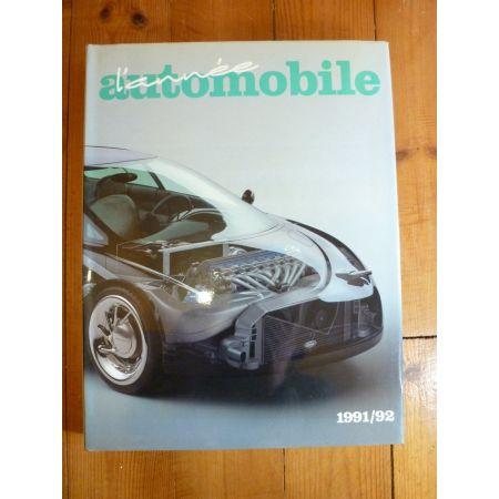 Annee Auto 91-92 Livre