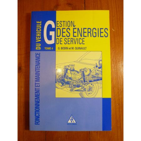Gestion des energies Revue Technique