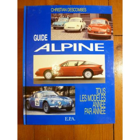Guide ALPINE Livre