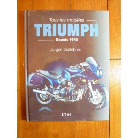 TRIUMPH 45 Livre
