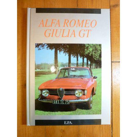 ALFA Giulia GT Livre