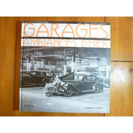 Garages d'Hier Livre