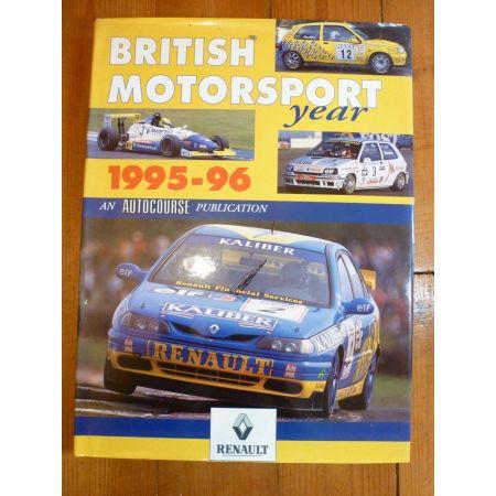 British Sport 95-96 Livre