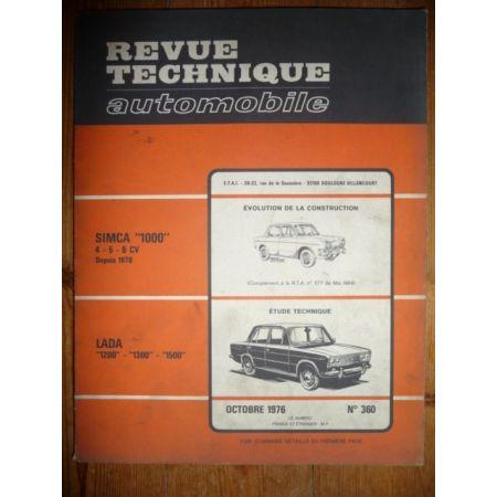 1200 1300 1500 Revue Technique Lada