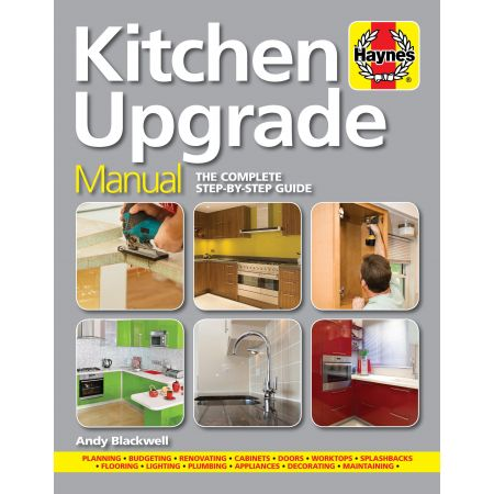 Kitchen Upgrade Revue technique Haynes Anglais