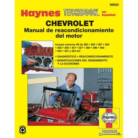 Manual de Reacond Revue technique Haynes CHEVROLET Espagnol