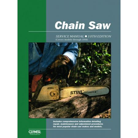 Chain Saw Revue technique Haynes Clymer CASE Anglais