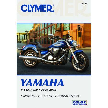 V-Star 950 09-12 Revue technique Clymer YAMAHA Anglais