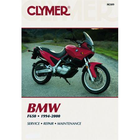 F650 94-00 Revue technique Clymer BMW Anglais