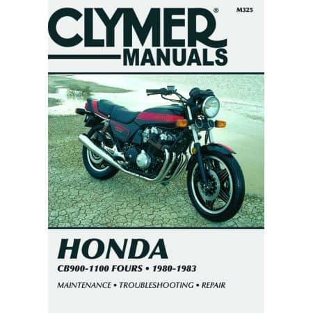 CB900-1100 Fours 80-83 Revue technique Clymer HONDA Anglais