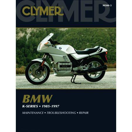 K-Series 85-97 Revue technique Clymer BMW Anglais