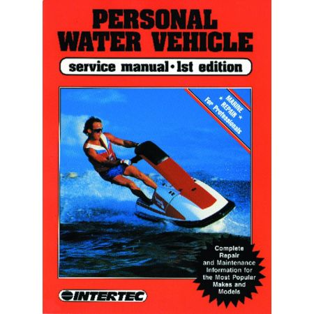 Personal Water Vehicle Svc Revue technique Haynes Clymer Anglais