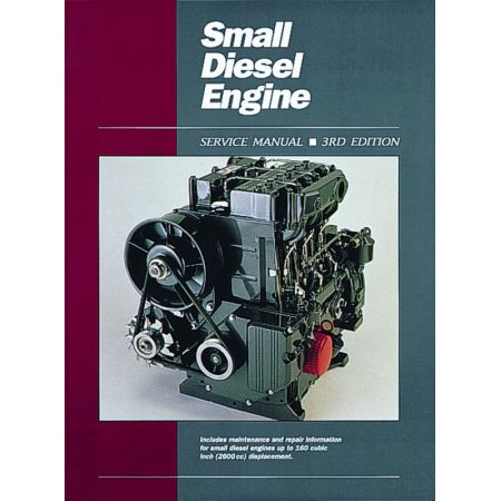 Small Diesel Engine Srvc Ed 3 Revue technique Haynes Clymer Anglais