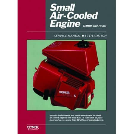 Small Engine Srvc Vol 1 Ed 17 Revue technique Haynes Clymer Anglais