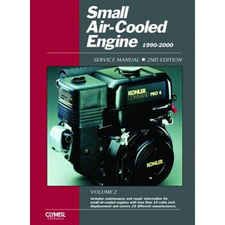 Small Engine Srvc Vol 2 Ed 2 90-00 Revue technique Haynes Clymer Anglais