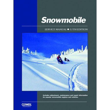 Snowmobile Service Ed 11 Revue technique Haynes Clymer Anglais