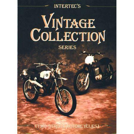 Vintage 2-Stroke Collection Revue technique Haynes Clymer Anglais