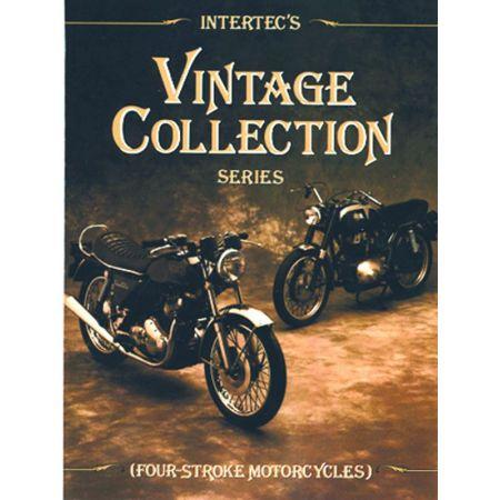 Vintage 4-Stroke Collection Revue technique Haynes Clymer Anglais