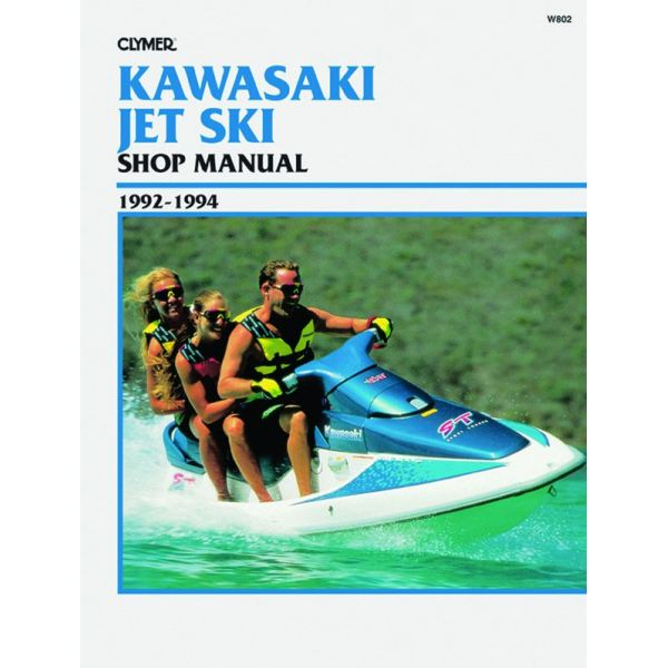 Jet Ski 92-94 Revue technique Haynes Clymer KAWASAKI Anglais