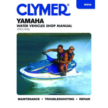 Water Vehicles 93-96 Revue technique Haynes Clymer YAMAHA Anglais