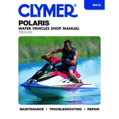 Watercraft 92-95 Revue technique Haynes Clymer POLARIS Anglais