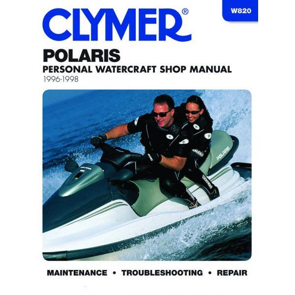 Watercraft 96-98 Revue technique Haynes Clymer POLARIS Anglais