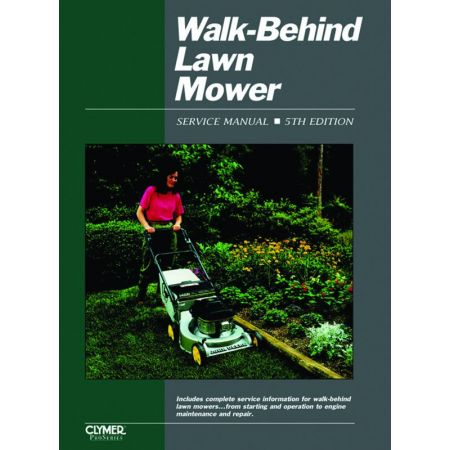 Walk-Behind Lawn Mower Ed 5 Revue technique Haynes Clymer Anglais