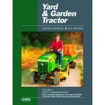 Yard & Garden Tractor V 2 Ed 1 Revue technique Haynes Clymer Anglais