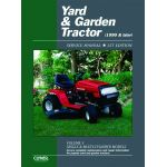 Yard & Garden Tractor Service 90- Revue technique Haynes Clymer Anglais
