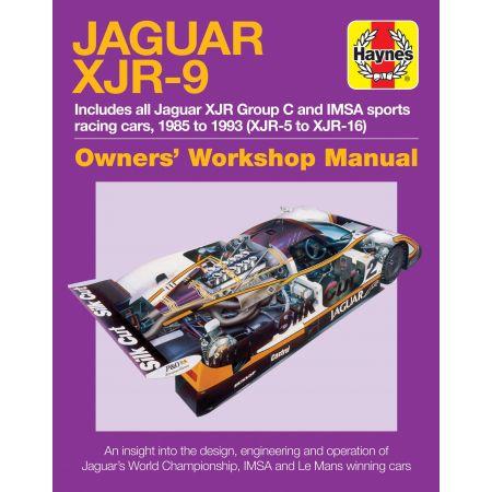 XJR-9 Le Mans 85-92 Revue technique Haynes JAGUAR Anglais