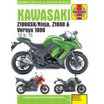 Z1000SX 10-16 Revue technique Haynes KAWASAKI Anglais