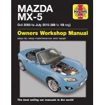 MX-5 05-15 Revue Technique Haynes MAZDA Anglais