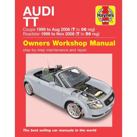 TT 99-06 Revue Technique Haynes AUDI Anglais