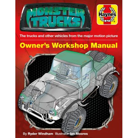 Monster Trucks Revue Technique Haynes Anglais