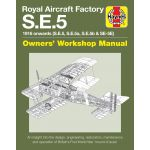 Royal Aircarft SE5 Revue Technique Haynes Anglais