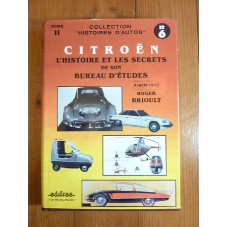 Secrets BE Citroen