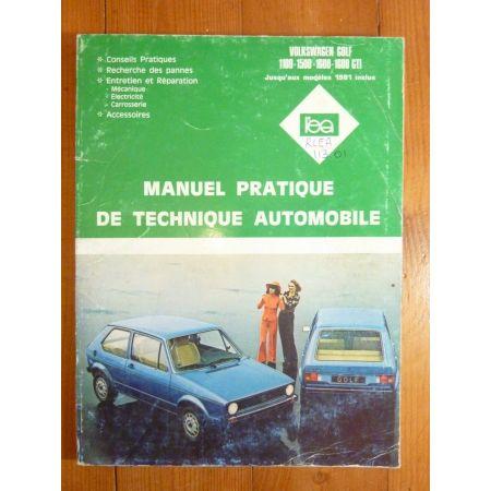 Golg -81 Revue Technique VW