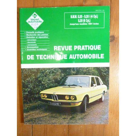 520 -81 Revue Technique BMW