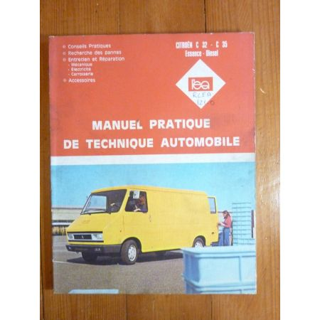 C32 - C35 Revue Technique CITROEN