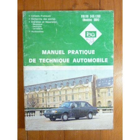 340-360 84 Revue Technique VOLVO