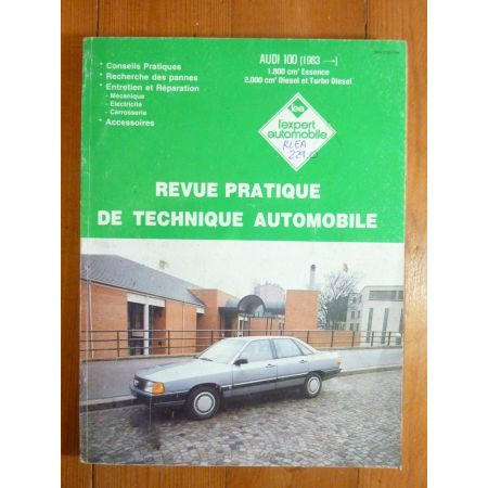 100 83- Revue Technique AUDI