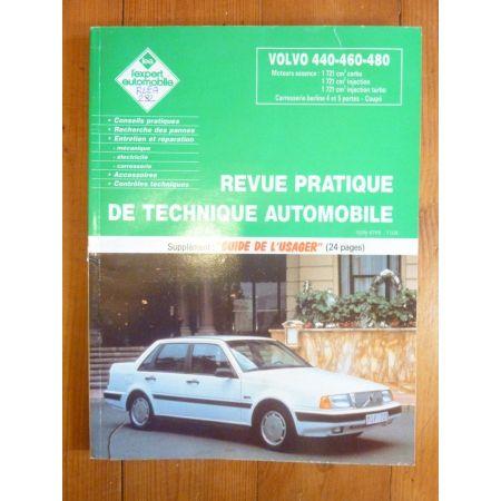 440-460-480 Revue Technique VOLVO